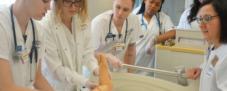 Nursing Students Changing the World
