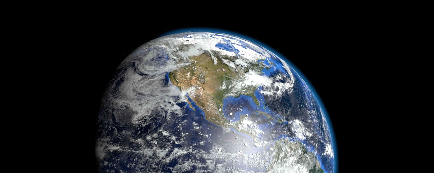 Photo of planet Earth