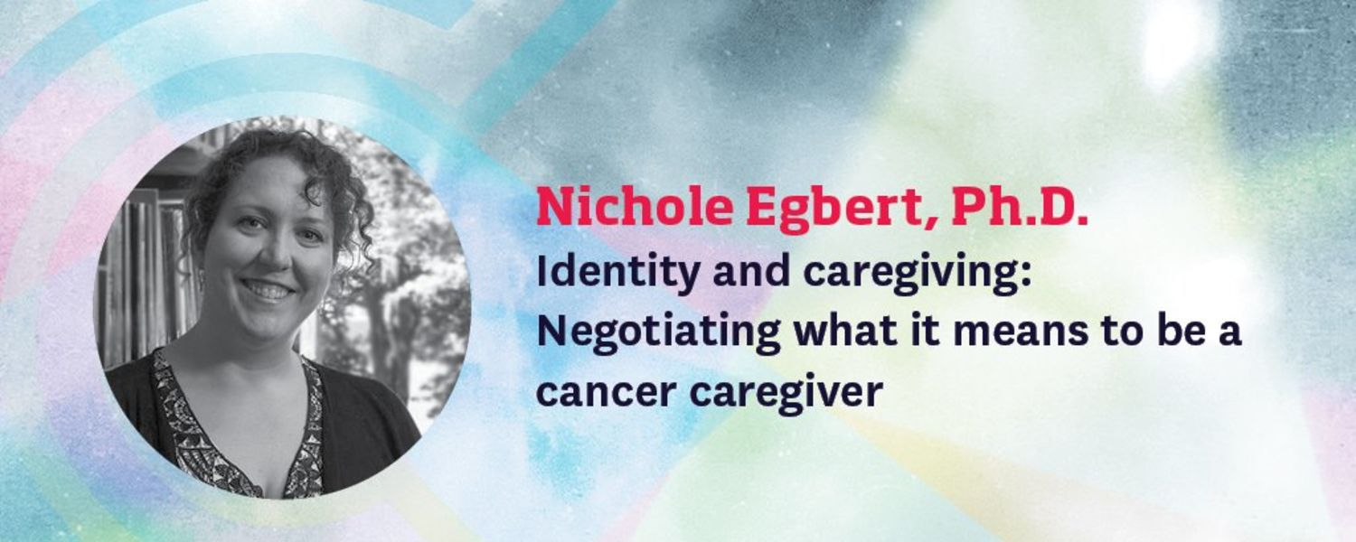 Professor Nichole Egbert, Ph.D., is an expert in health communication and teaches in the School of Communication Studies.