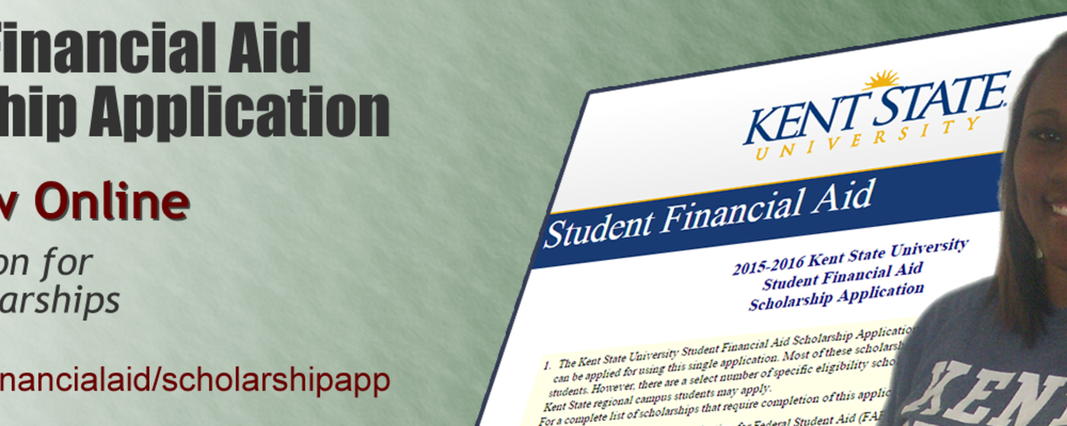 Student Financial Aid Scholarship Application