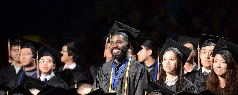 International Student Graduates
