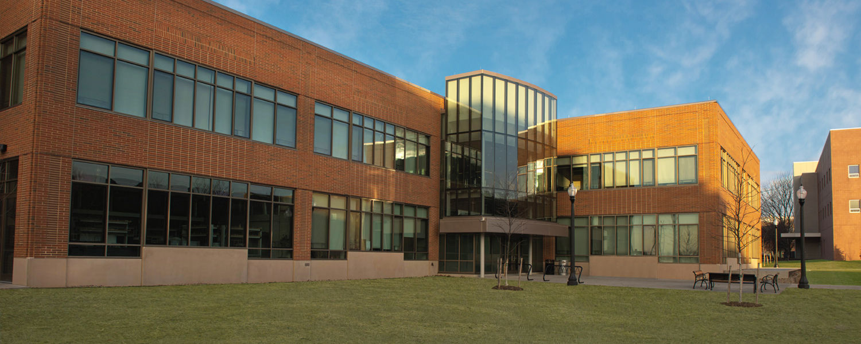 Kent State's Aeronautics and Technology Building