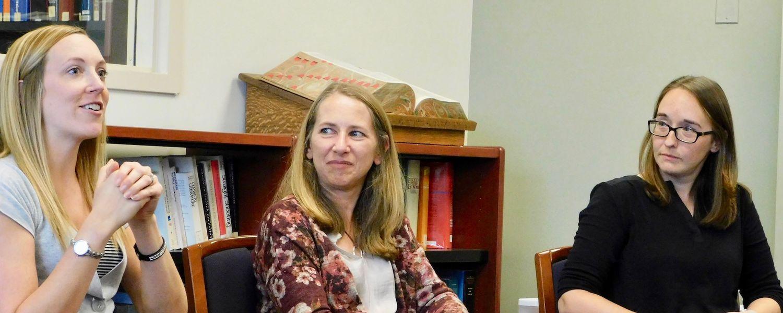 Career Conversations Three Female Panelists Speak