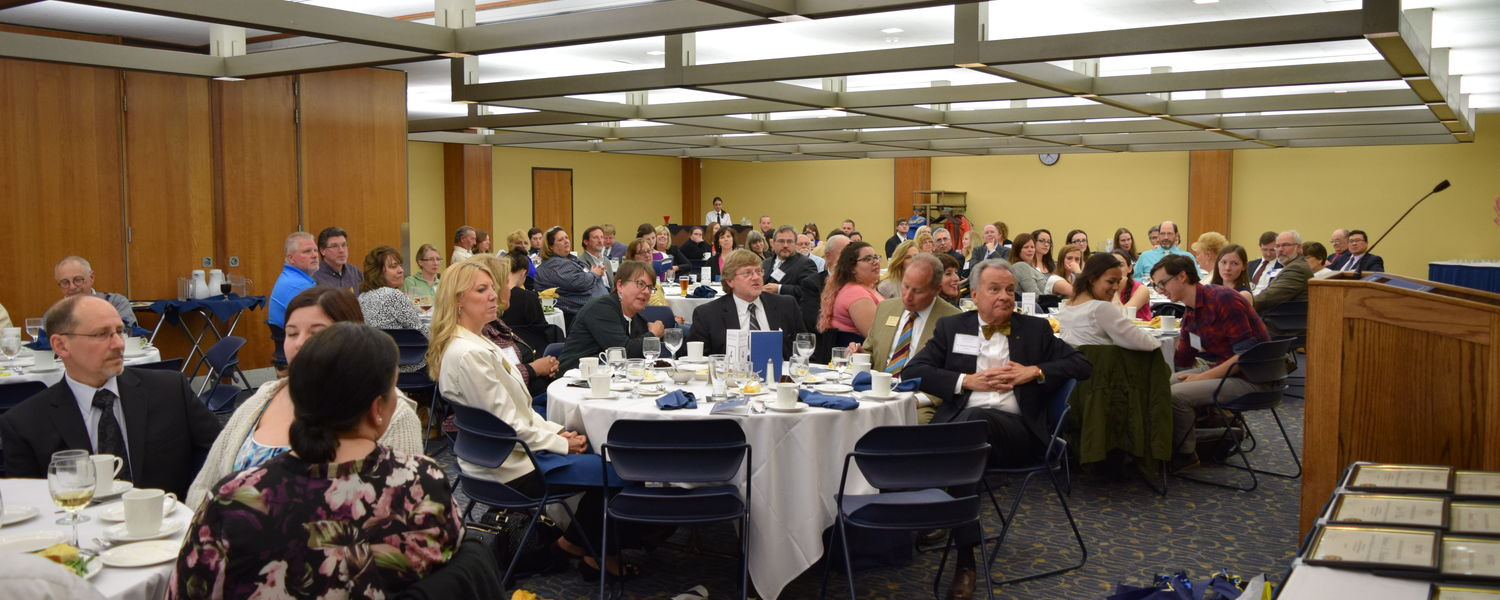College of Arts and Sciences Distinguished Awards Banquet