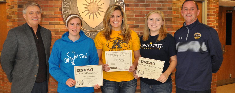 USCAA awards