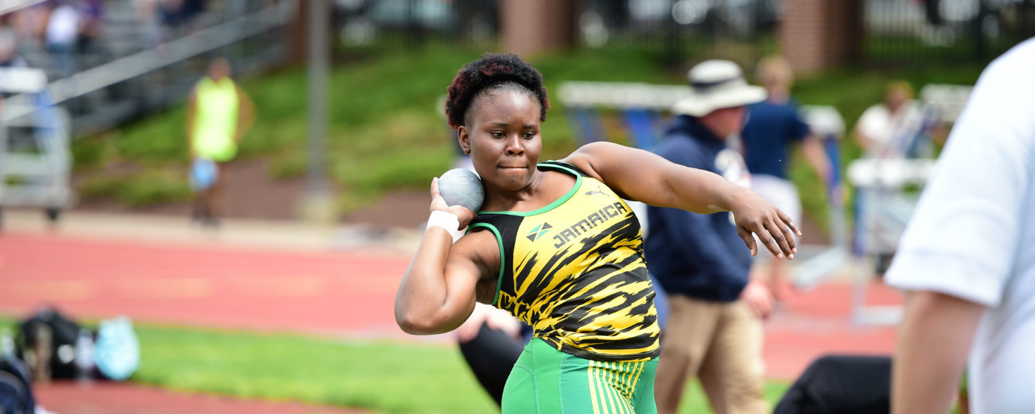 Kent State's Danniel Thomas will compete in the 2016 Rio Summer Olympics qualifying round of the women's shot put on Friday, Aug. 12.