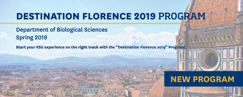 Destination Florence 2019