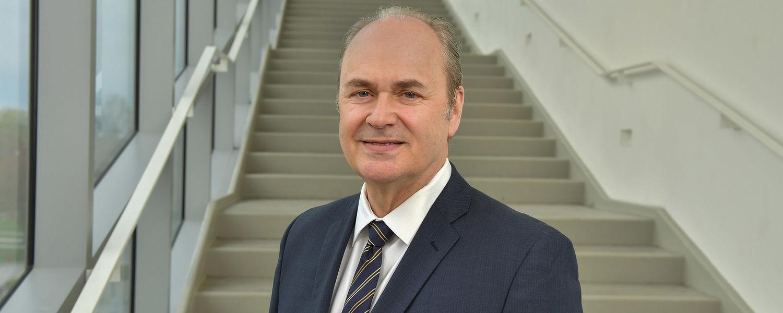 President-elect Todd Diacon
