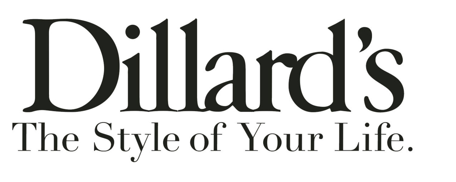 Dillard's Inc. Logo (black and white)