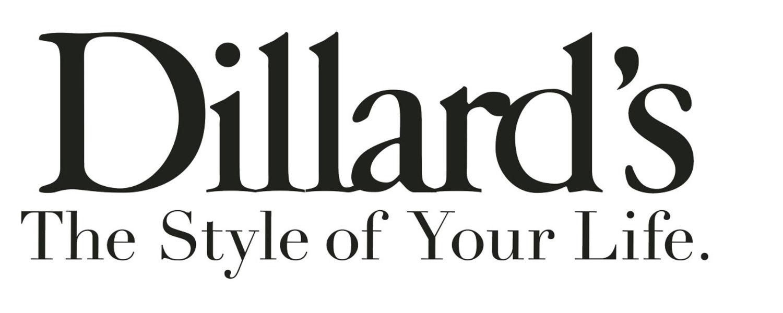 Dillard's Inc. Logo (black and white)