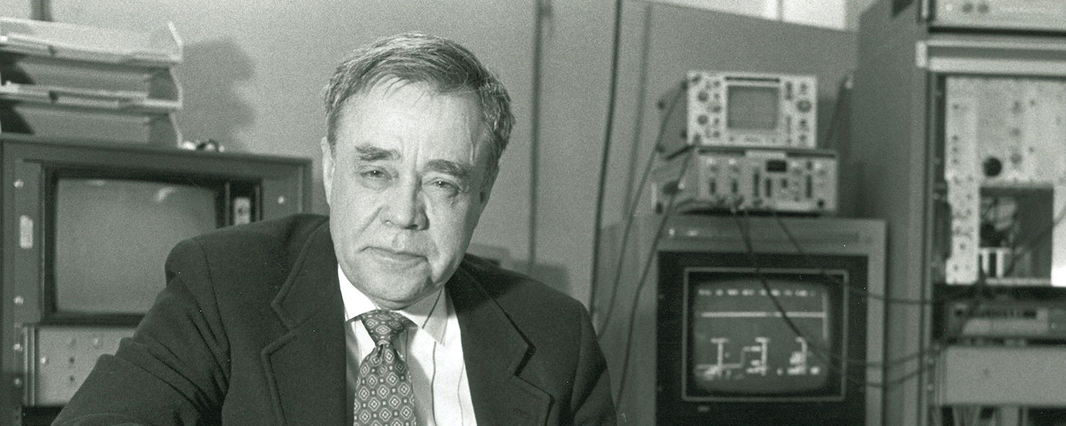 Bill Doane, Ph.D., joined Kent State's Department of Physics faculty in 1965 and served as director of the Liquid Crystal Institute from 1983-1996.