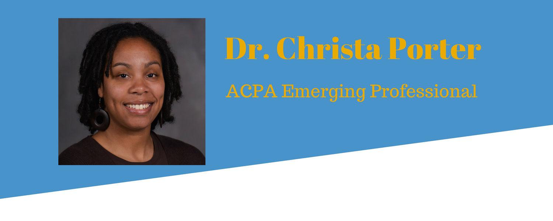 Dr. Christa Porter