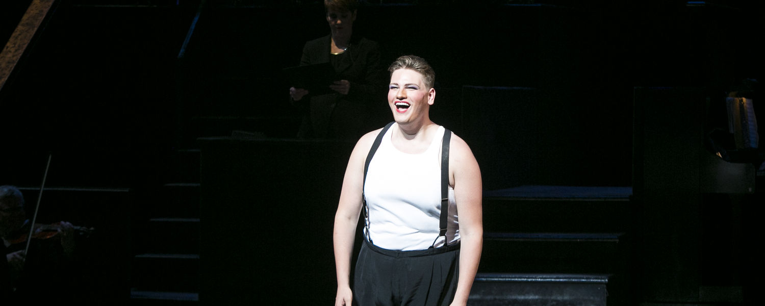 Dylan Ratell makes Broadway debut in Chicago