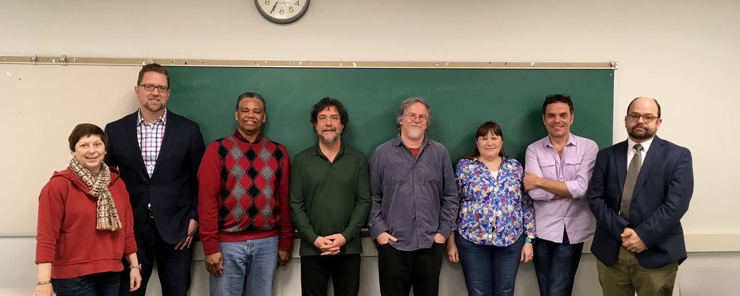 History Department Faculty