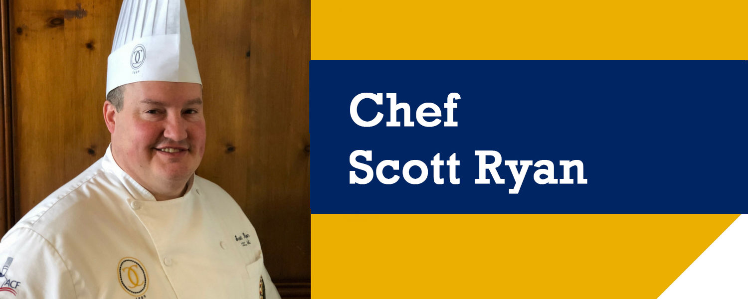 Chef Scott Ryan