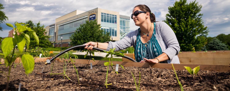 Environmental Studies is Kent State Stark's 20th degree