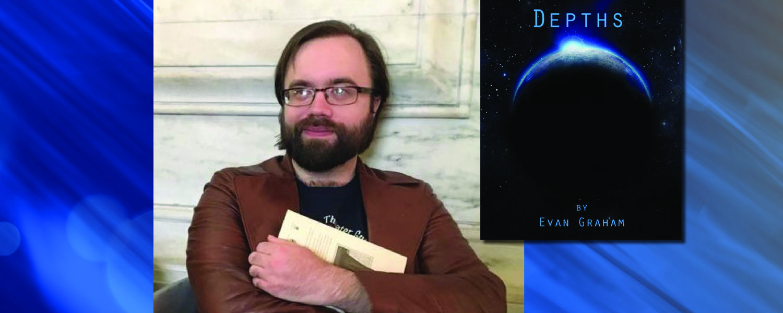 Author Evan Graham