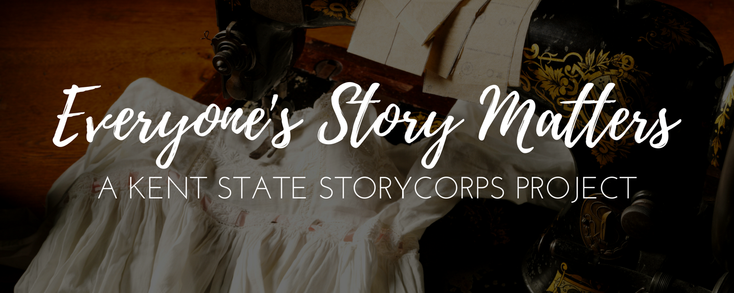 Everyone's Story Matters header image