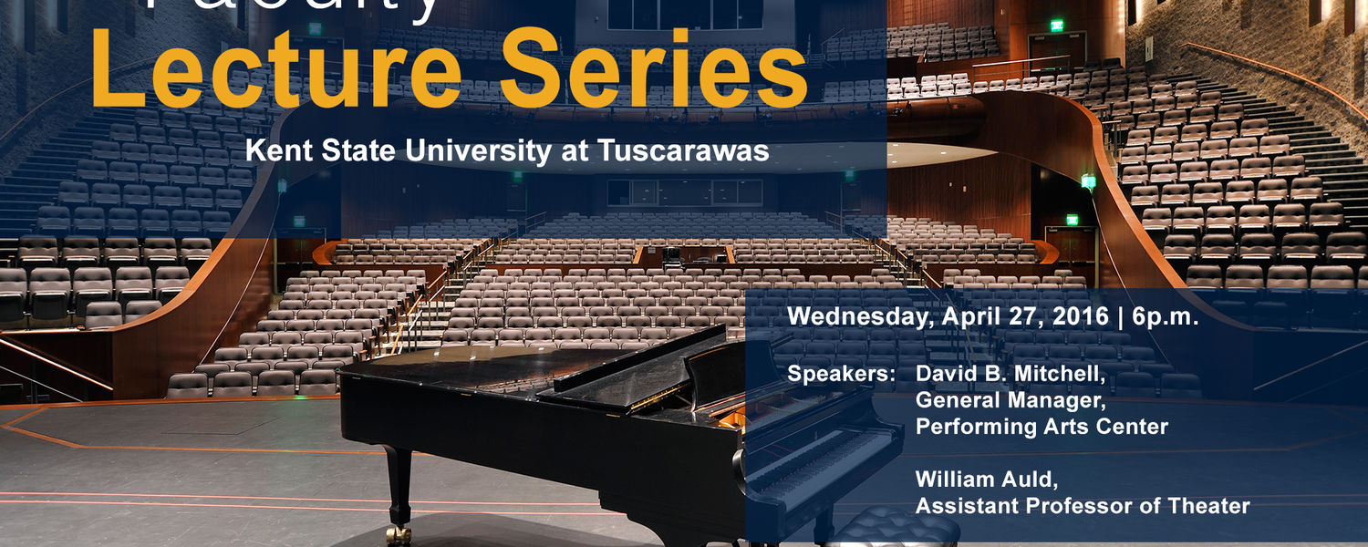 Faculty Lectures tour