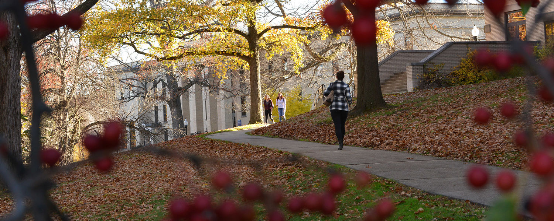 Kent Campus Fall