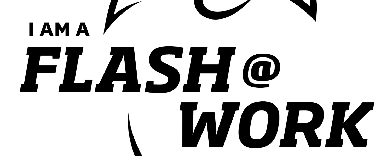 Flash at Work logo