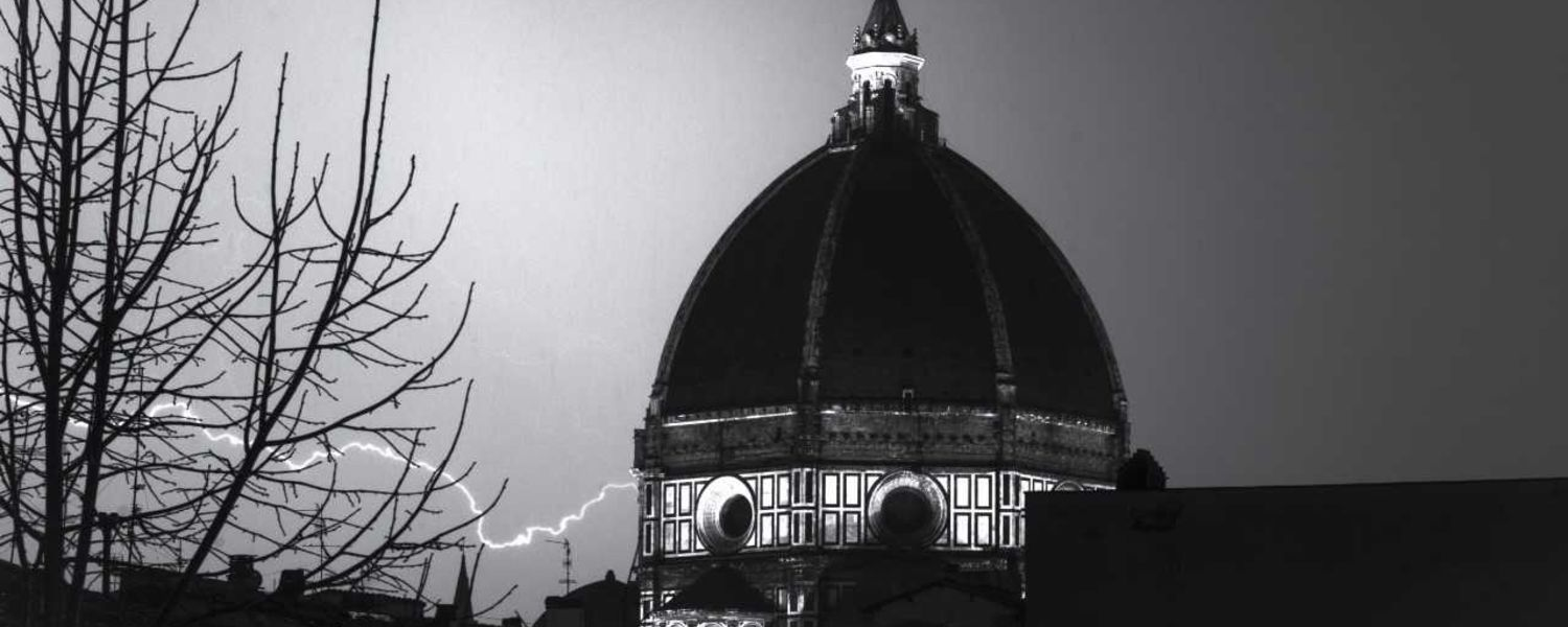 Duomo from Kent State's Florence campus