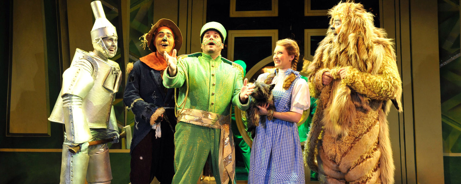 The Wizard of Oz Friends