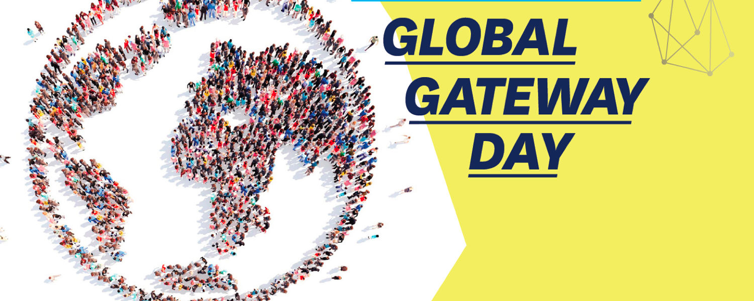 Join us for Global Gateway Day on Saturday, June 11 from 11 a.m. - 2 p.m.