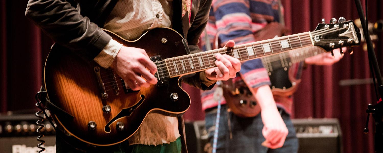 Guitar Weekend at Kent State Stark