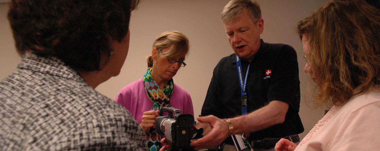 Gary Hanson, colleagues