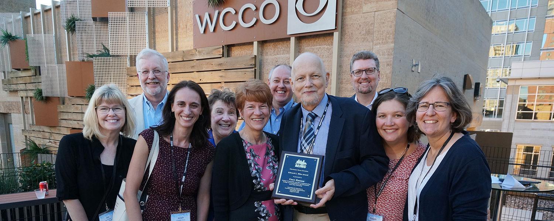 Gary Hanson, Bliss Award