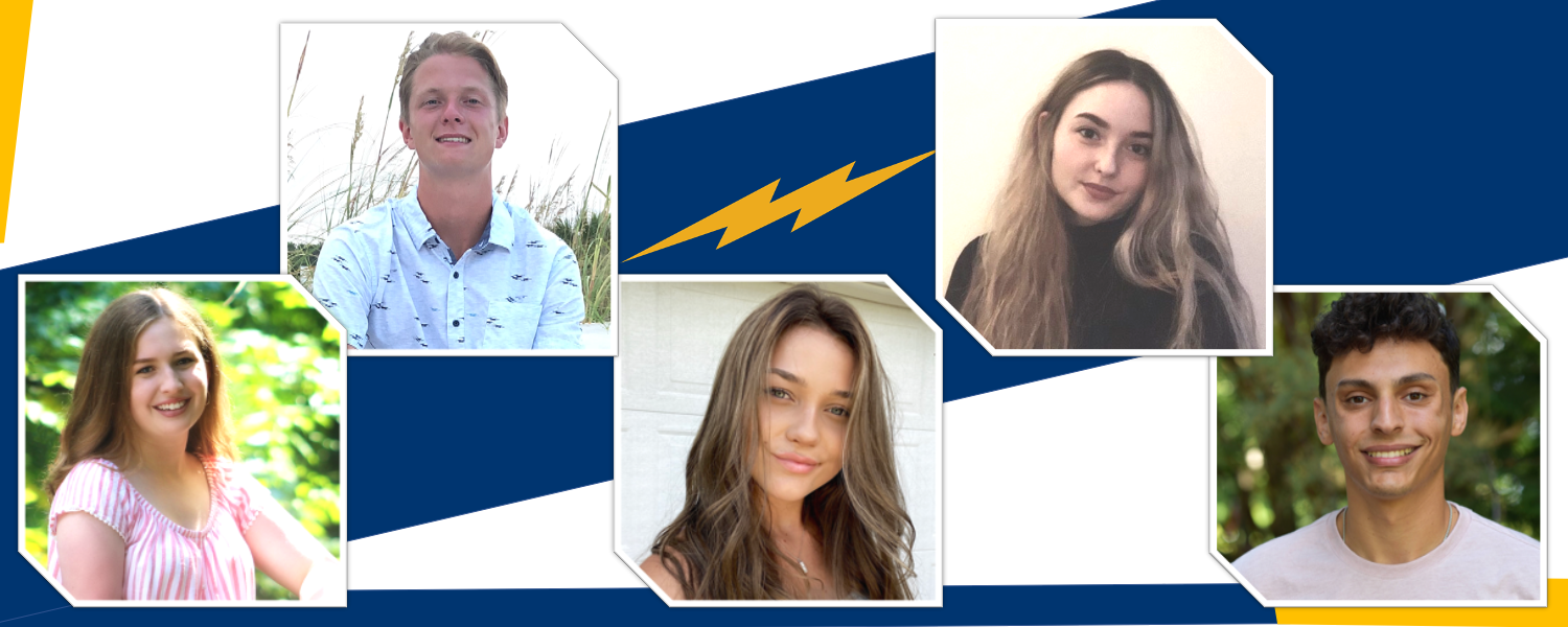 Five students from Kent State Geauga Earn Writing Award in Spring 2020