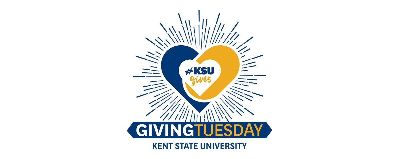 Kent State University Giving Tuesday logo