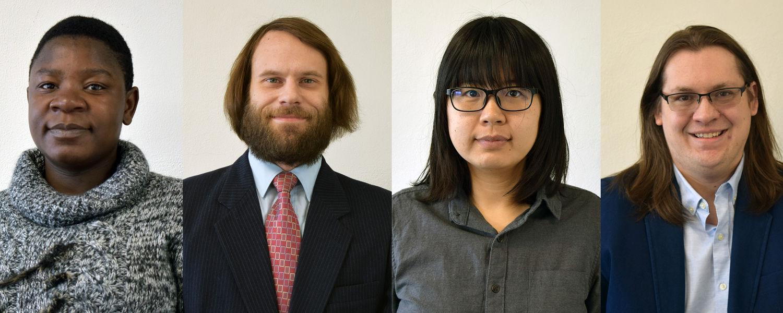 Susan Ziki, Christian Lengyel, Yunhe Wu, Jacob House