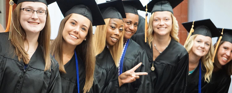 Graduation Class of August 2016