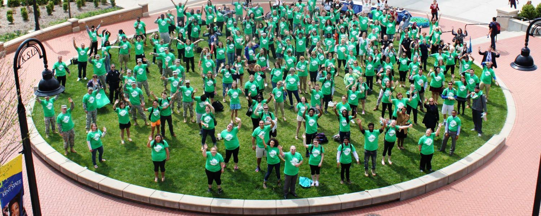 Green Dot organization