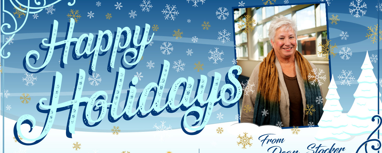 Dean Stocker 2019 Happy Holidays Greeting