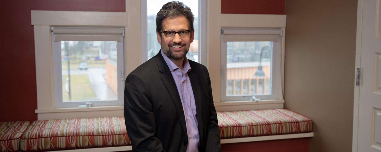 David Hassler, Director of the Wick Poetry Center