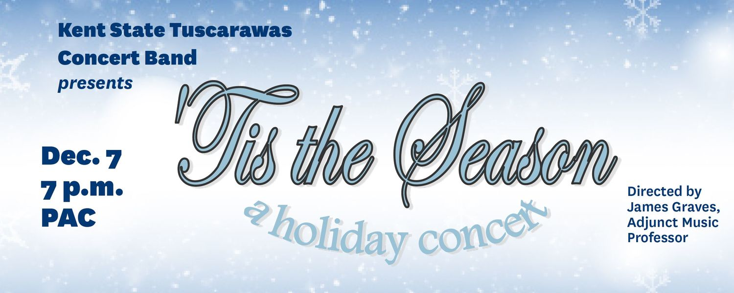 Holiday Concert banner