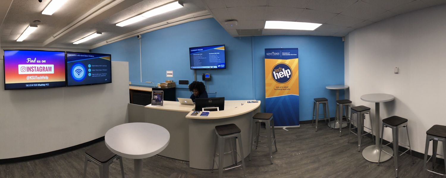 New Service and Repair Center