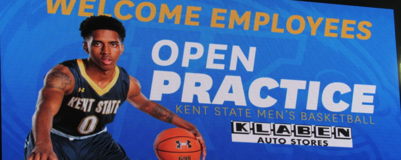 Basketball Open Practice 2020