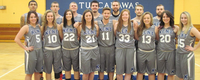 Men's and Women's Basketball Teams