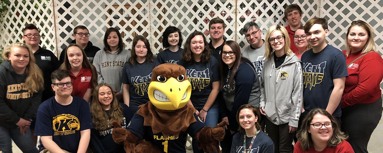TCTC Kent students