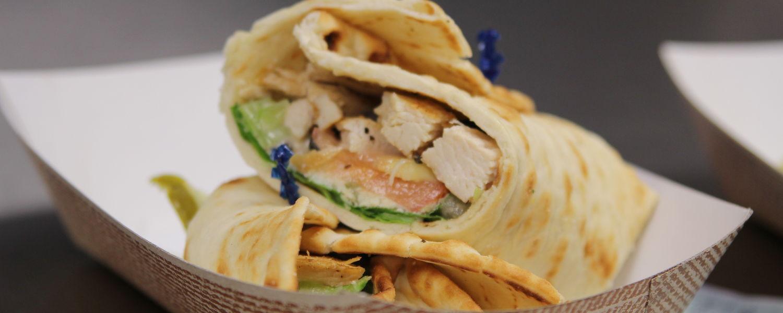 Bridge Street Boulevard provides plenty of lunch options for students