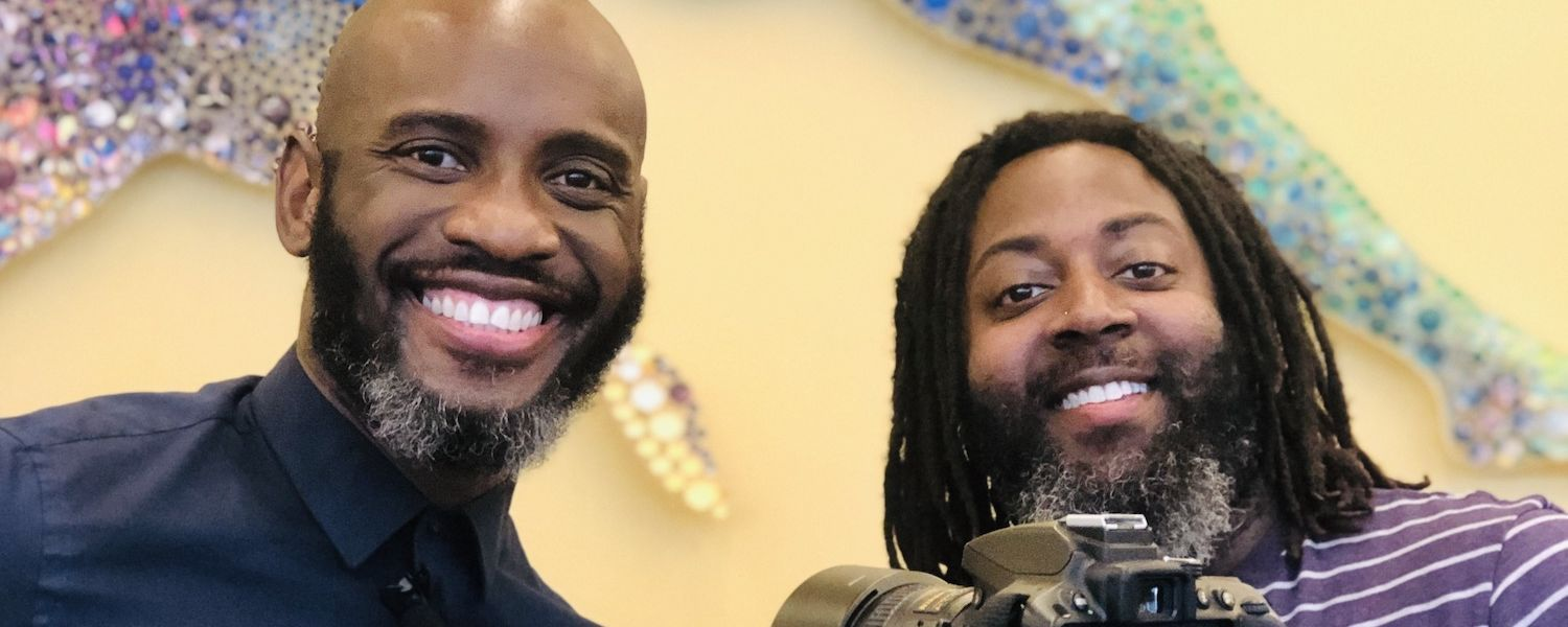 Gregory King and Chris Coles