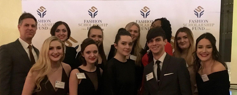Kent YMA Fashion Scholarship Fund Award Winners