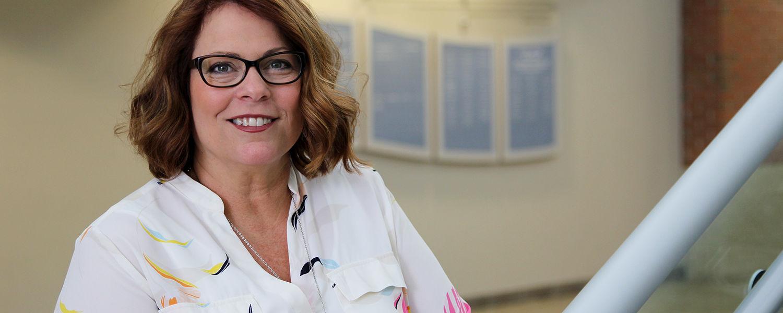 PTA Program Director Tiffany Kiphart