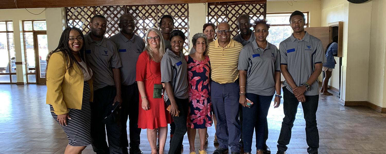 Faculty in Zimbabwe