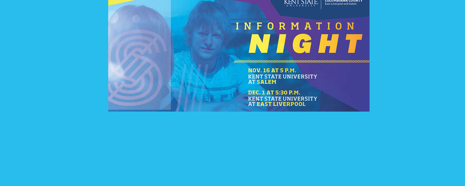 Expand Your Horizons at an Information Night!