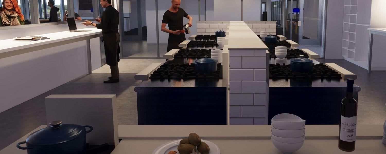 DiHub Kitchen